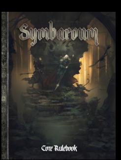 Symbaroum - Core Rulebook