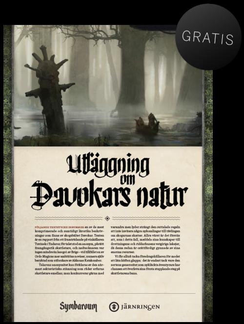 Davokar – en introduktion till Symbaroum