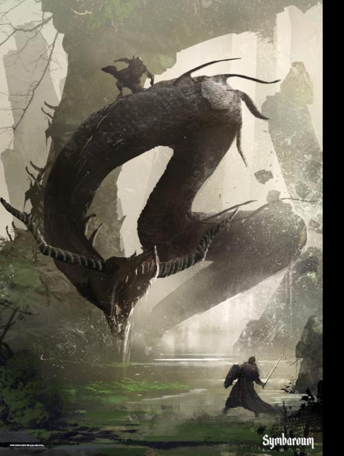 Symbaroum - Poster 1