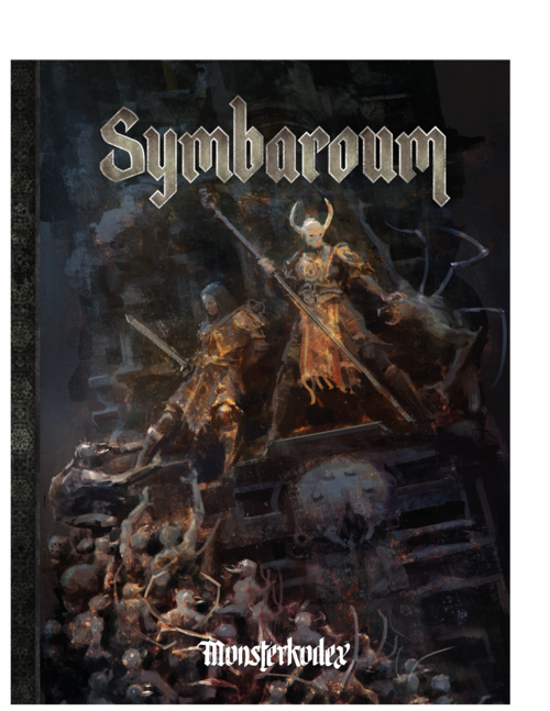 Symbaroum Monsterkodex